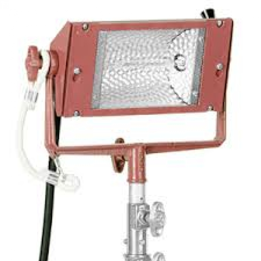 1000 Watt Open-Face Nook Light Mole Richardson