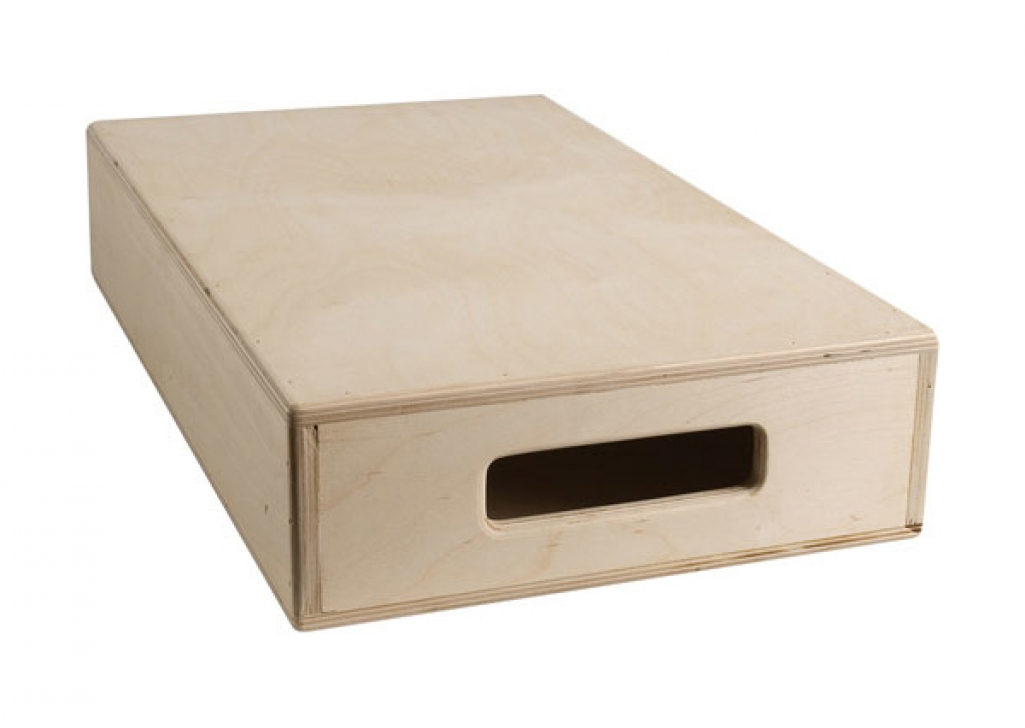 1/2 Apple Box