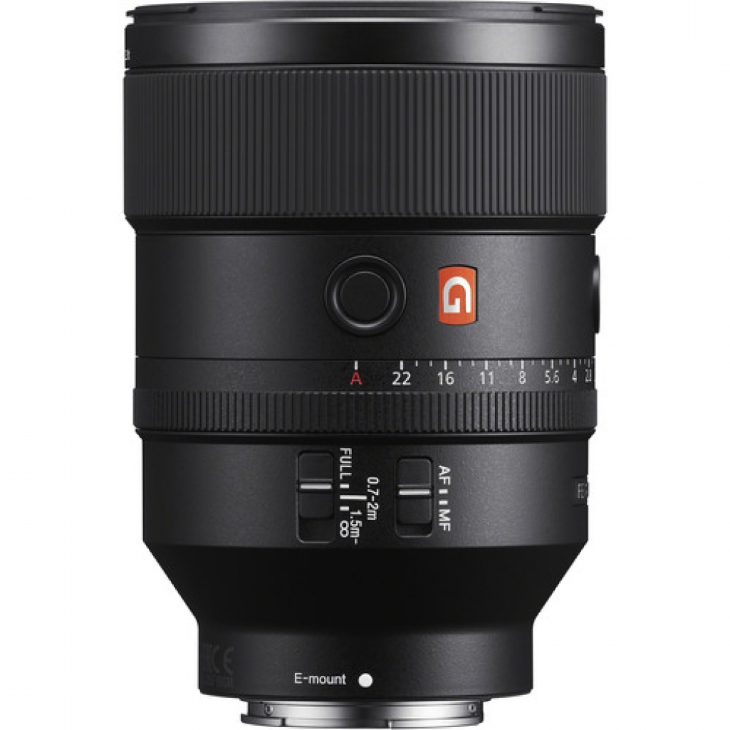 Sony FE 135mm f1.8 GM (G Master Series) E Mount Lens