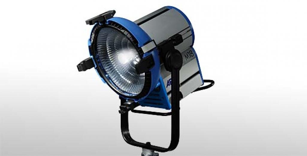 1800 Watt Arri M18 Cine PAR w/Electronic Ballast