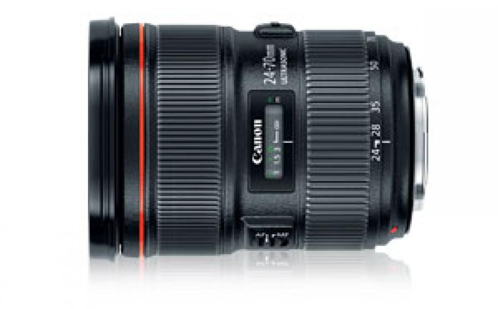 Canon 24-70mm L Series USM II