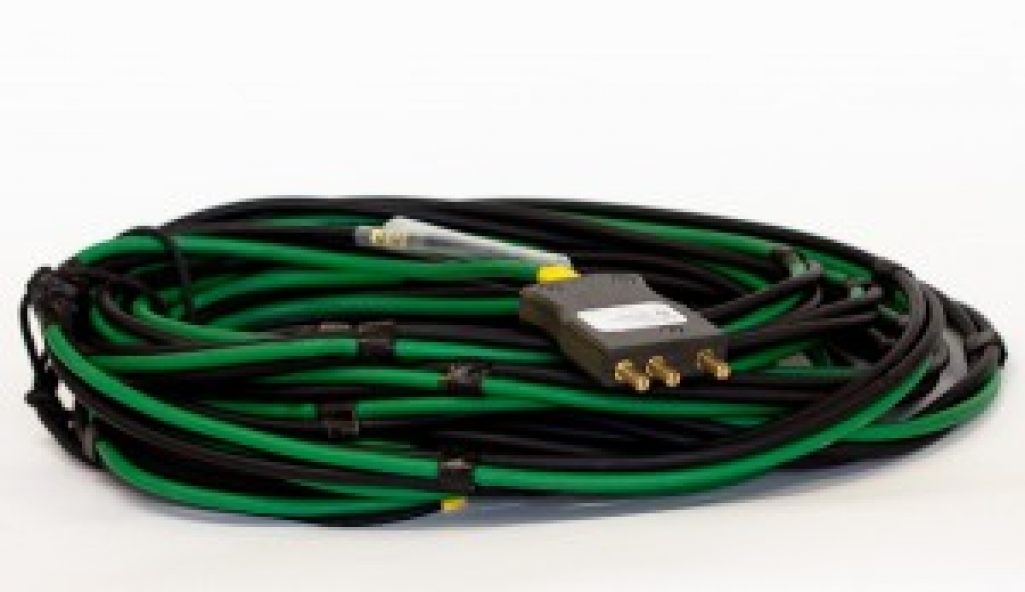 50' 220v 100amp Bates Cable