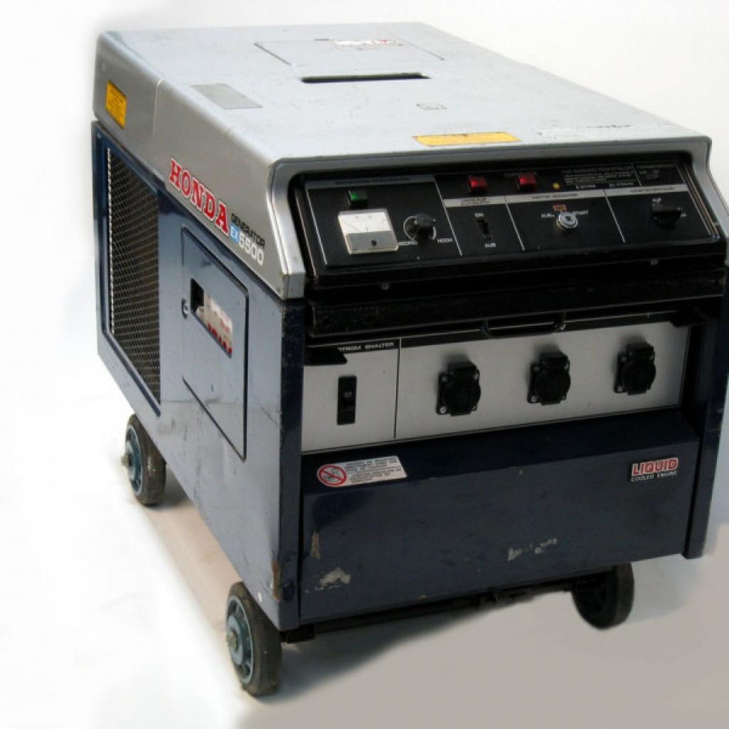 5500 Watt Honda Generator