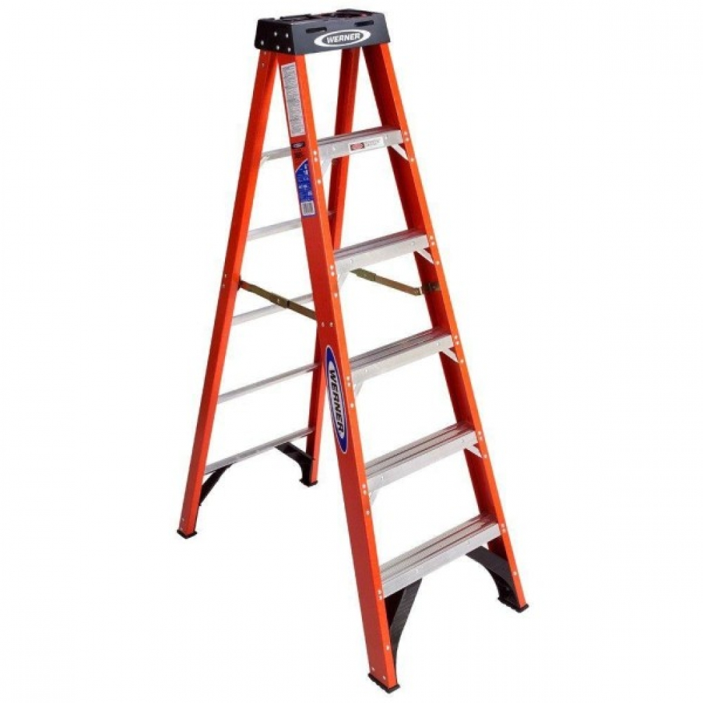 6 Step Ladder