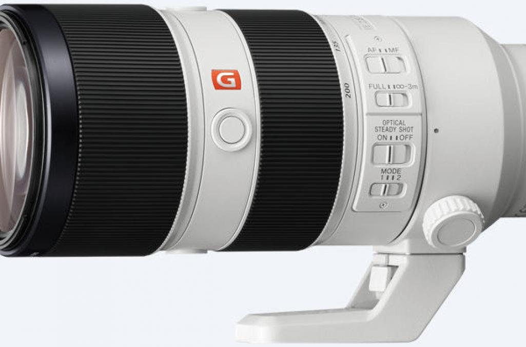 Sony FE 70-200 mm F2.8 G Master OSS Zoom Lens