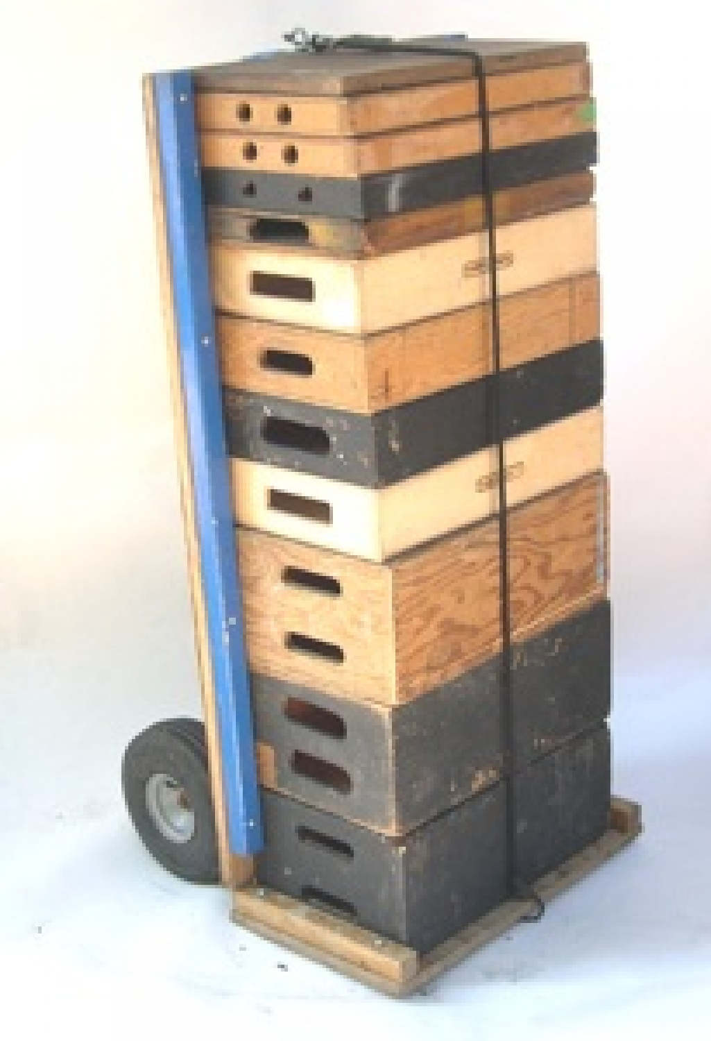 Apple Box Cart