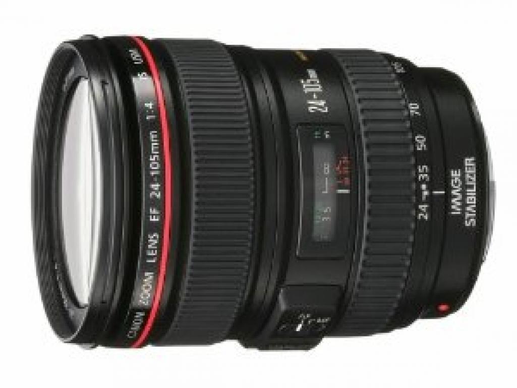 Canon 24-105mm L-Series