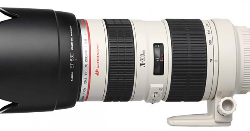 Canon 70-200mm L Series