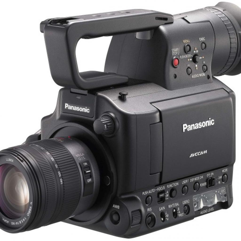 Panasonic AG-AF 100