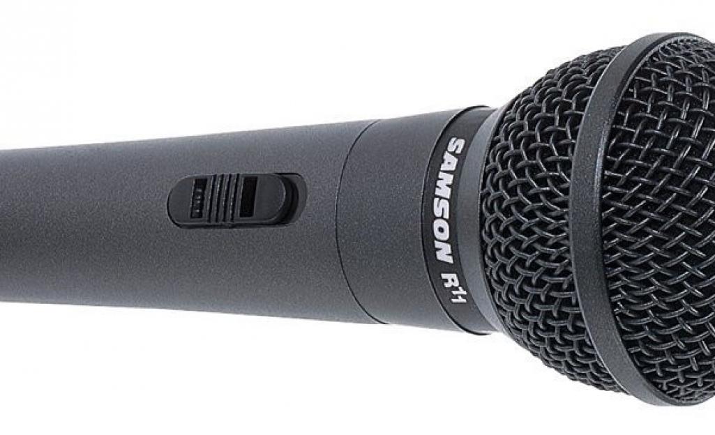 Samson R11 Stick Microphone