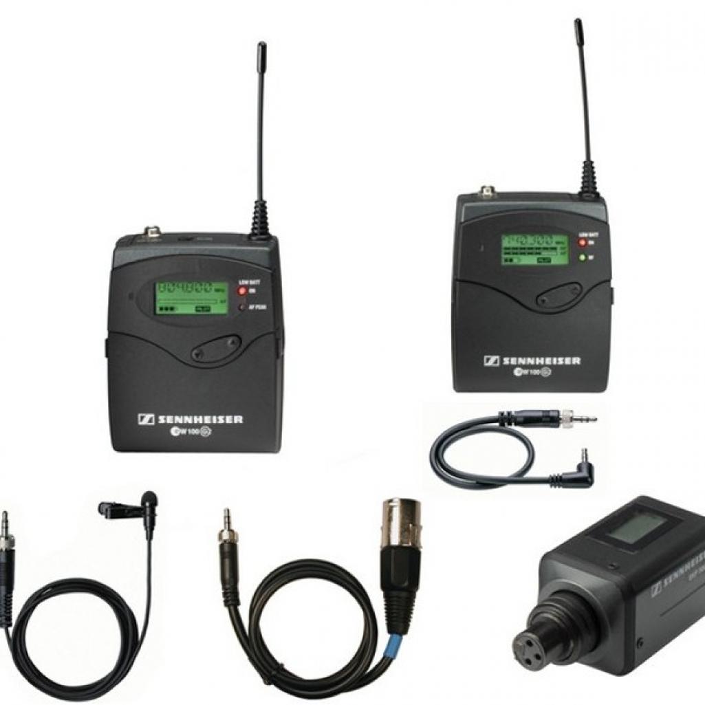 Sennheiser Wireless XLR Transmitter