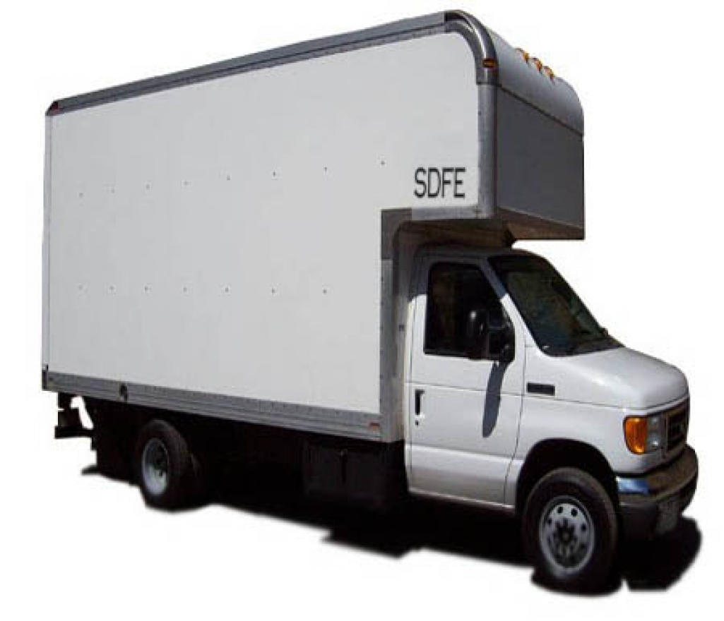 3 -Ton SuperCube Grip Truck