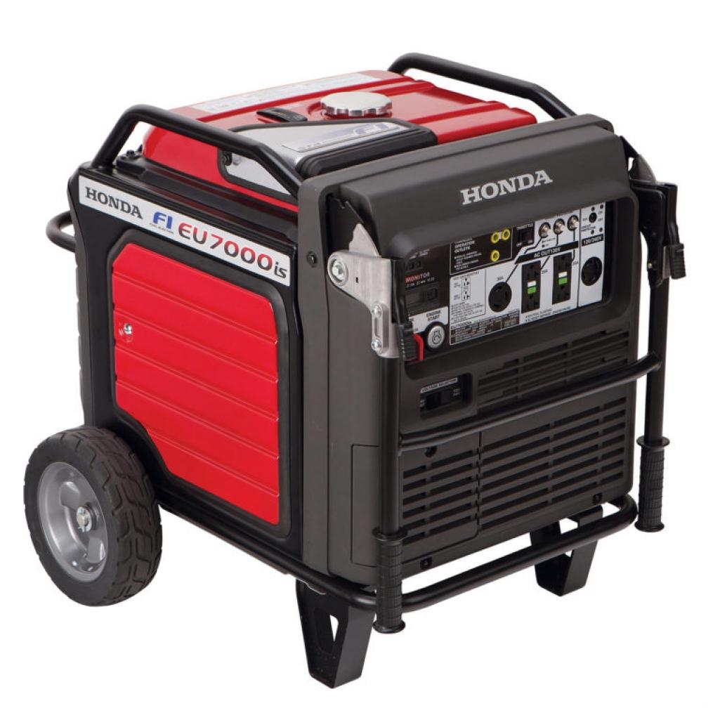 7000 Watt Honda Generator