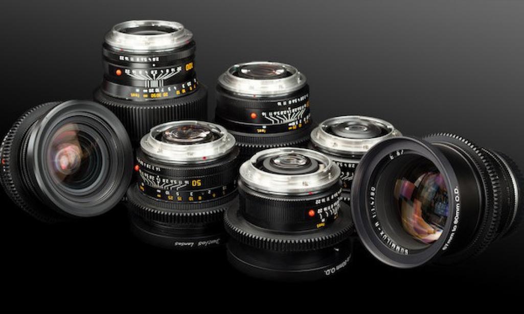 Leica-R EF Mount Cinema Set