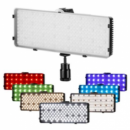 Lumiere 320 RGB Bi-Color LED Lighting Kit