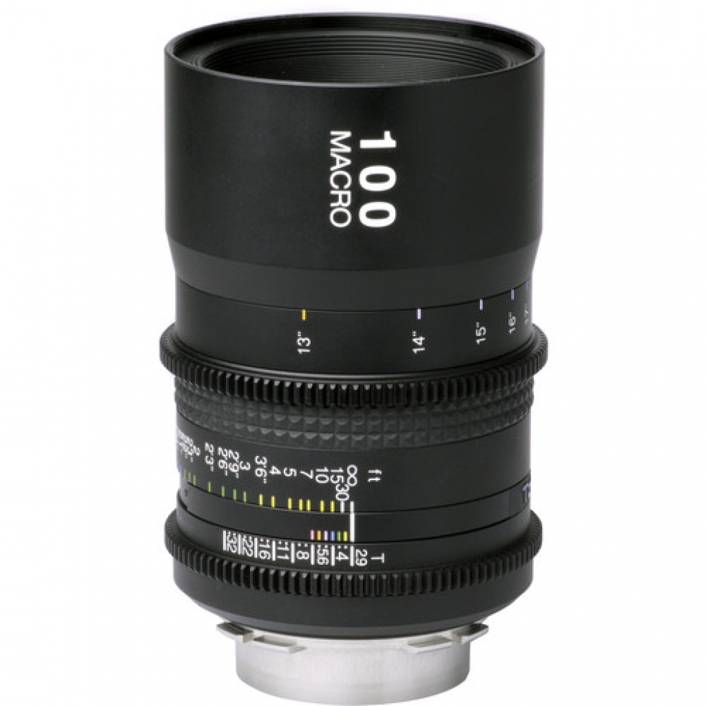 Tokina Cinema AT-X 100mm T2.9 Macro Lens (PL Mount)